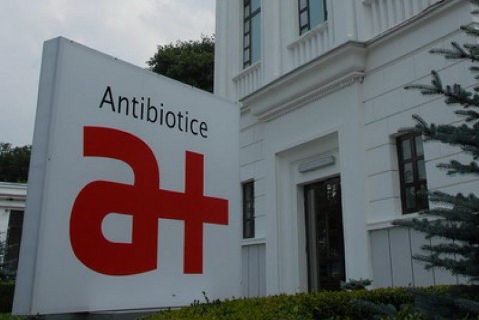 Vânzările Antibiotice Iași acoperă 45% din piața mondială de nistatină