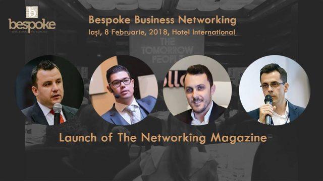 Antreprenorii ieșeni, invitați la networking