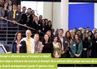 A fost lansat la Iaşi programul european Erasmus pentru tinerii antreprenori