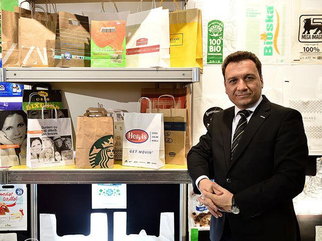 Exonia din Iaşi, producător de ambalaje, preconizează o creștere a cifrei de afaceri cu 15-30%, datorită investiției într-o nouă fabrică de ambalaje biodegradabile