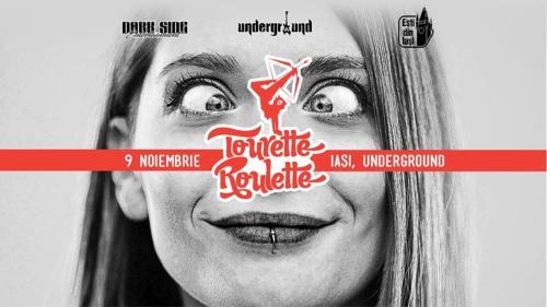 Concert Tourette Roulette, 9 Noiembrie 2018
