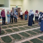 Rotary Members Mosque Visit