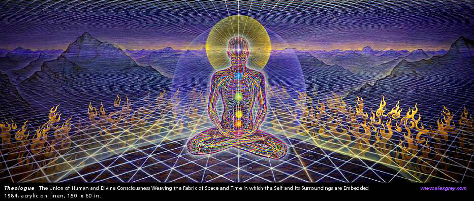Alex Grey Consciousness