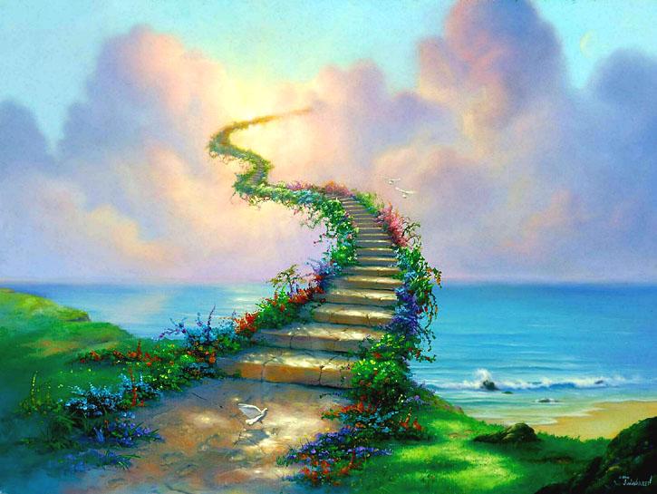 Akses menuju surga (sumber: iasos.com)