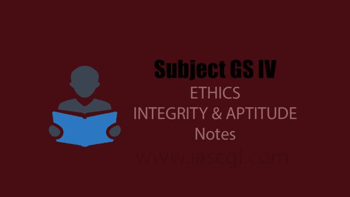 UPSC CSE Mains Notes