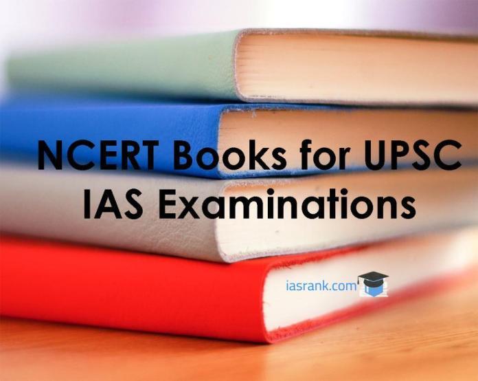 NCERT Books for UPSC IAS Examinations