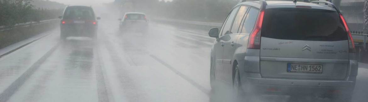 What To Do when Driving in Hazardous Conditions
