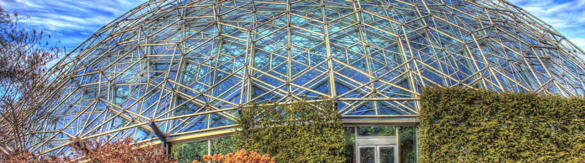 If you are taking a trip to St. Louis, be sure to visit the Missouri Botanical Gardens and remember to get trip cancellation coverage