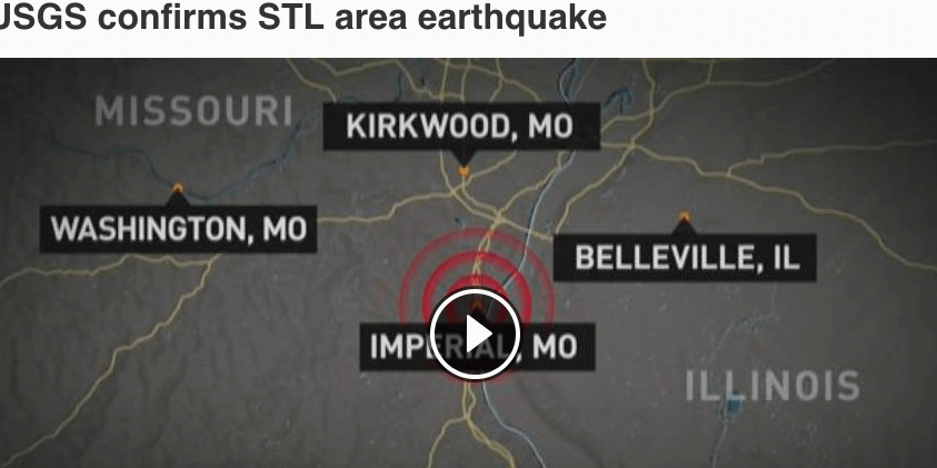 Earthquake Insurance in St. Louis from Insurance Advisors Of St. Louis