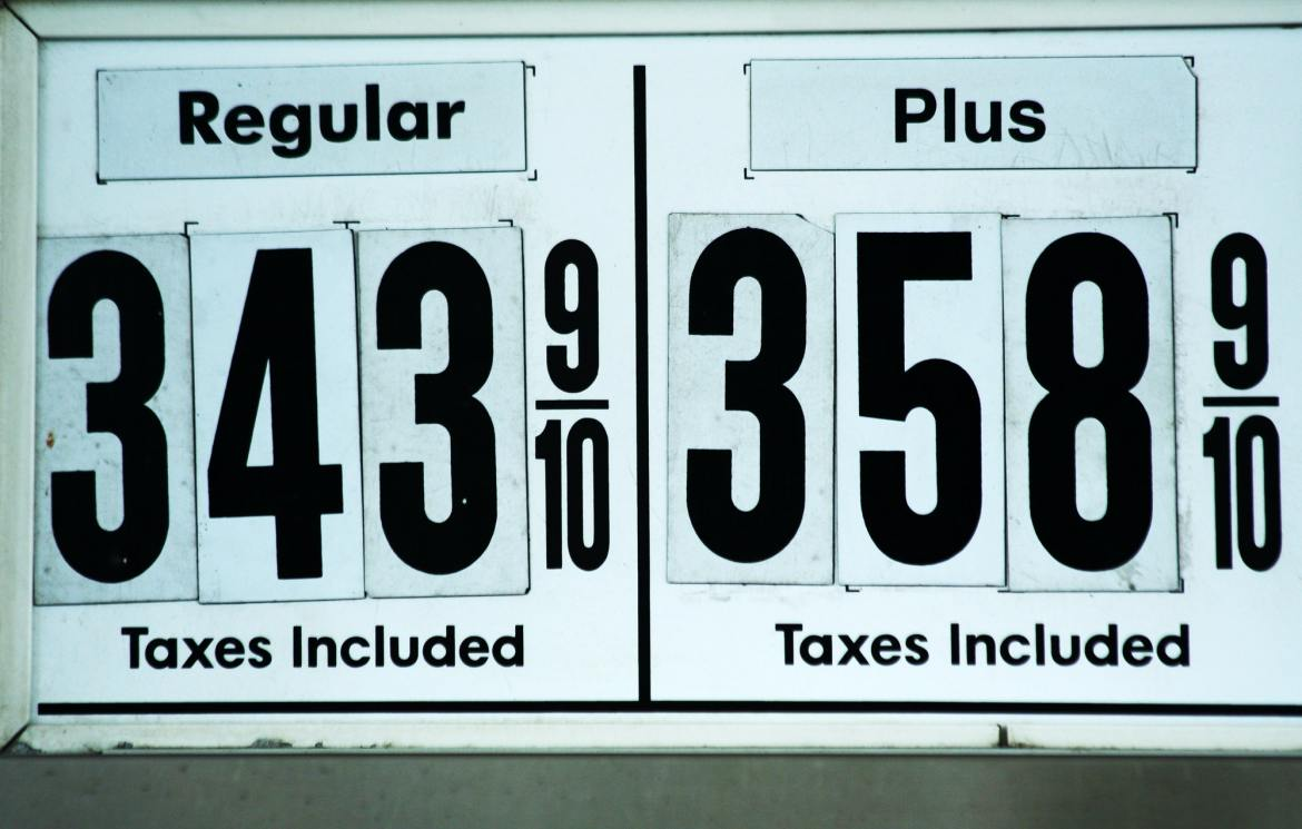 Check Your Apps To Find The Best Price On Gas