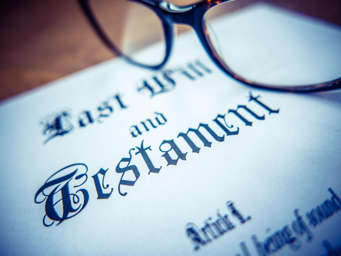 Last will and testament. How much does it cost?