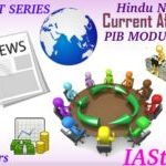 Current affairs test series- UPSC prelims, bank test syllabus based