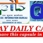 IASTODAY DAILY CAPSULE @ 7PM- MAY 4 [PIB, Hindu notes & MCQ]