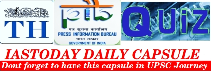IASTODAY DAILY CAPSULE LOGO