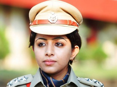 IPS-officer-merin-joseph