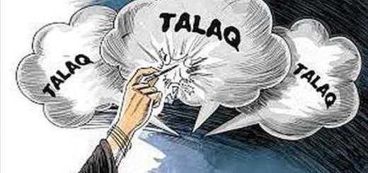 Tripple talaq analysis background