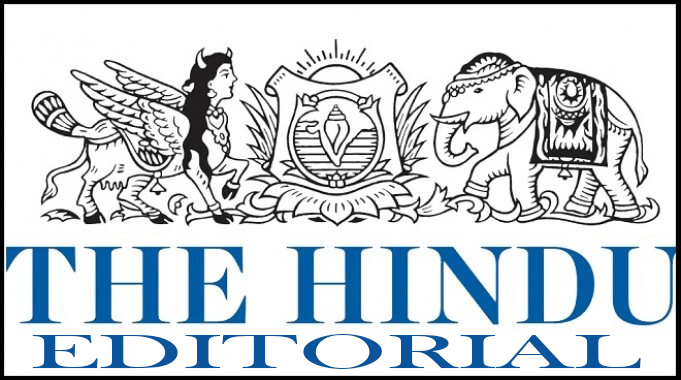 EDITORIAL ANALYSIS-HINDU OCTOBER 23 2017