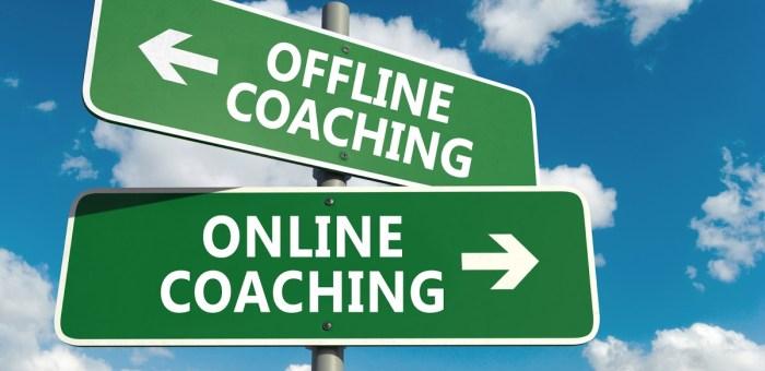 IAS ONLINE COACHING v/s IAS OFFLINE COACHING