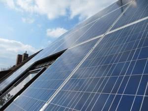 solar panel smart window