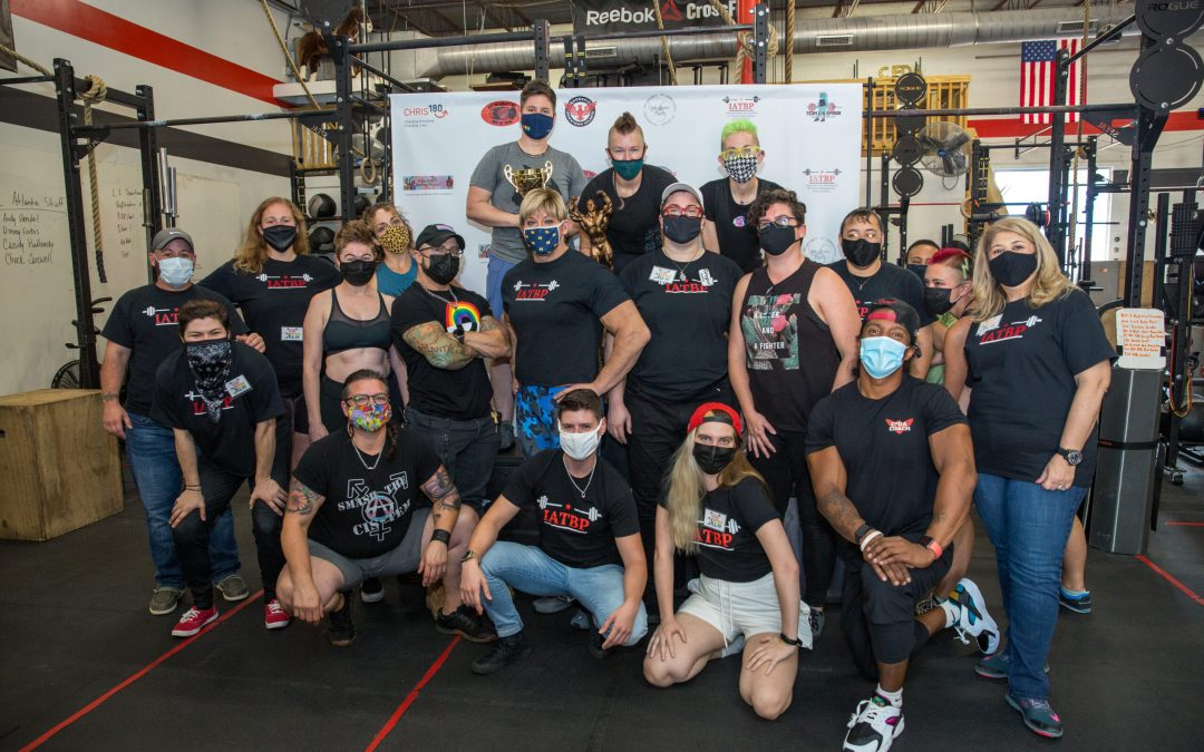 Thank You's for October 2, 2021's Transgender Bodybuilding Competition and Powerlifting Meet