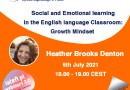 Social & Emotional learning in the English language Classroom by Heather Brooks Denton