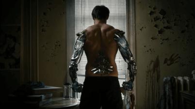 cyborg transhumanisme