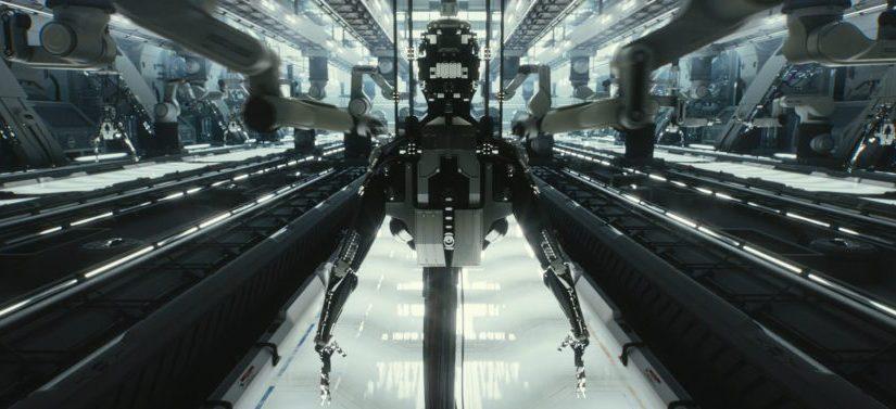 Rise, court-métrage futuriste