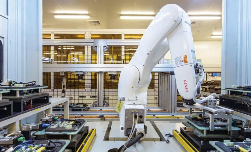 Les robots ont remplacé les humains dans 25% des usines de munitions en Chine