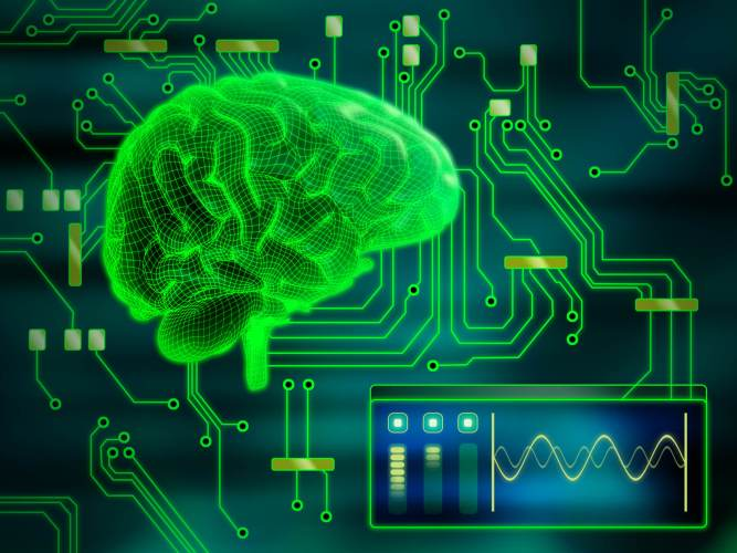 ia brain cerveau intelligence artificielle