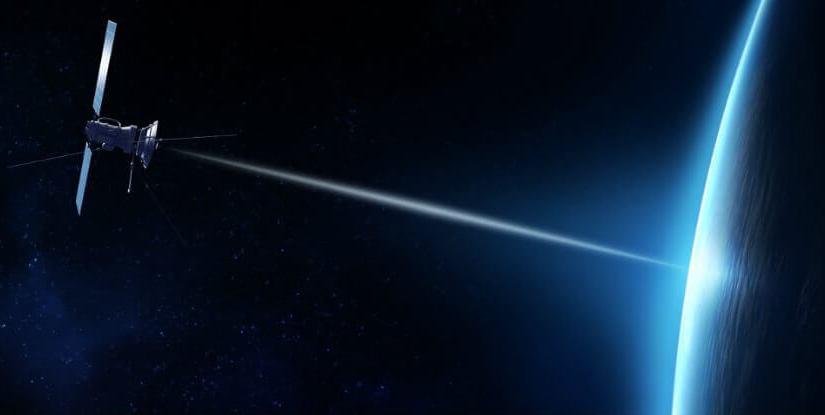 Une nouvelle technologie installée sur l'ISS pour former un 'Internet' à l'échelle du système solaire
