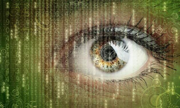 biometric-eye oeil iris