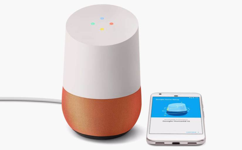 Une banque britannique teste les commandes vocales avec Google Home