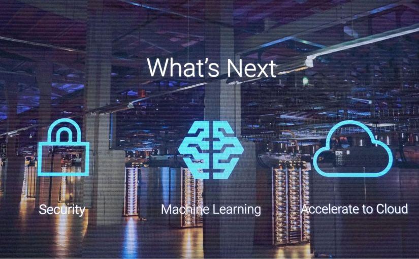 Google veut appliquer l'IA et le machine learning à tous ses produits