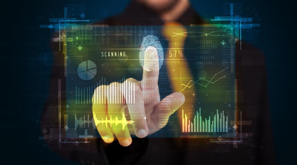 biométrie Hand-Technology-Fingerprint-Scanning-Artwork-Wallpaper