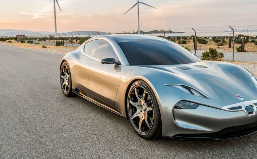 Un véhicule électrique qui se charge en 9 minutes