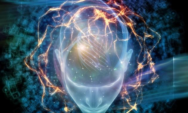 intelligence artificielle, Intelligence virtuelle, thème de la science, de la technologie