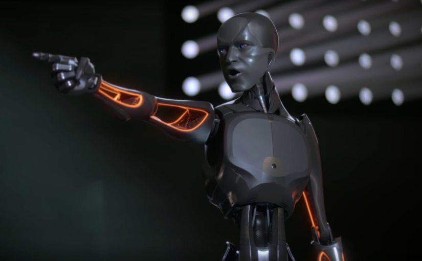 Justin Timberlake présente une version robotique de lui-même