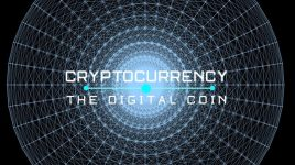 Crypto-monnaie monnaie numérique Cryptocurrency The Digital Coin
