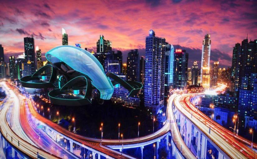 Le Japon veut être le premier pays où les voitures volantes sont la norme