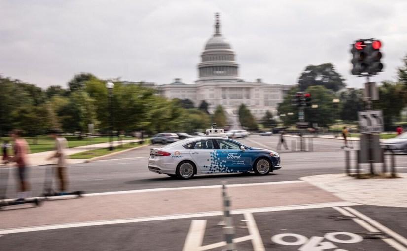 Le développement des véhicules autonomes Ford va s'étendre à Washington