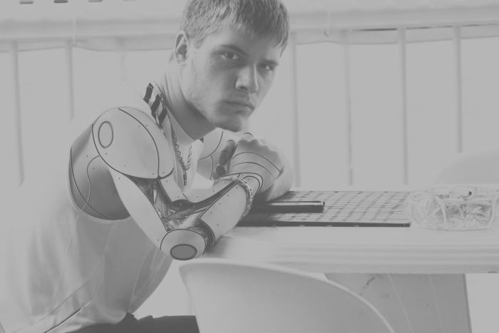 robotics cyborg transhumanisme