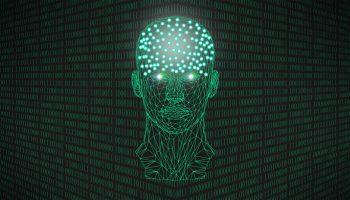 ia intelligence artificielle avec des nombres binaires
