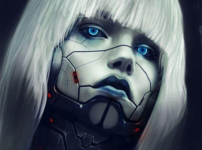 cyborg femme Techno Progressive cyborg h+ transhumanisme cyborg TechnoProgressive
