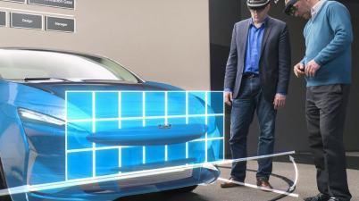 ford-hololens réalité augmentée
