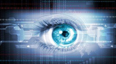 oeil bionic iris