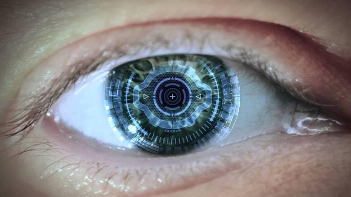 oeil cyborg transhumanisme h+