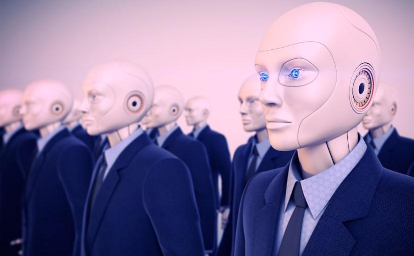 Les machines sont sur le point de surpasser l'humanité