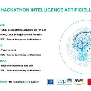 Hackathon Intelligence Artificielle ISEP