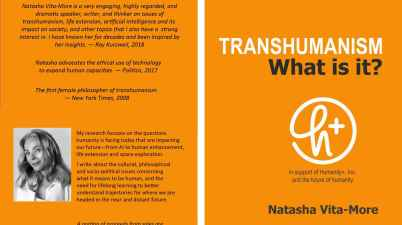 TRANSHUMANISM: What is it? Kindle Edition by Natasha Vita-More