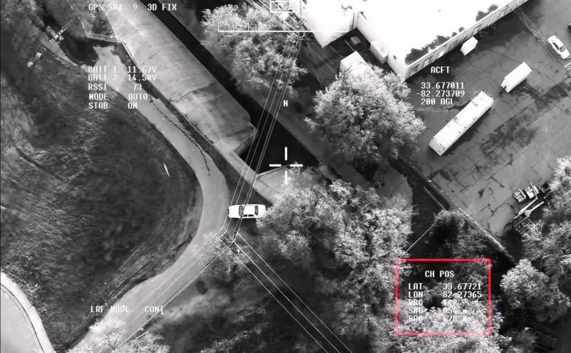 Le Pentagone cache des informations des travaux de Google sur les drones militaires